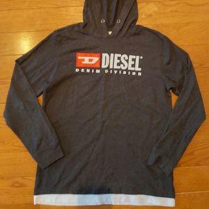 Diesel boys hoodie